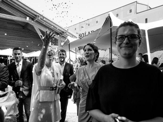 La boda de Julen y María en Laguardia, Álava 55
