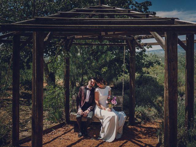 La boda de Julen y María en Laguardia, Álava 59