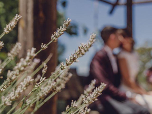 La boda de Julen y María en Laguardia, Álava 60