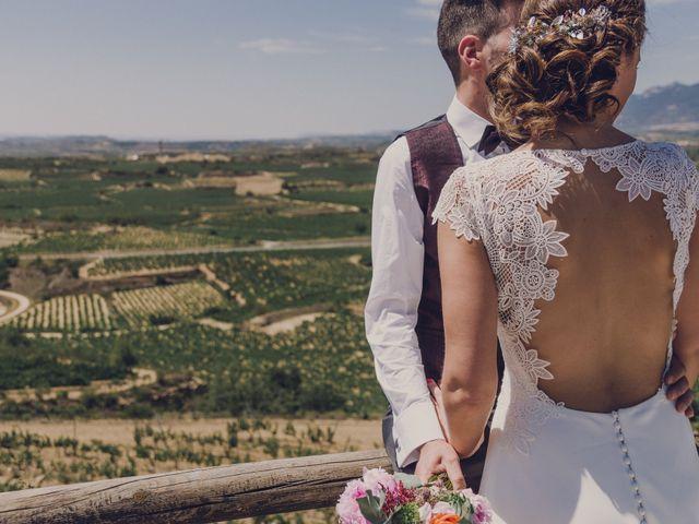 La boda de Julen y María en Laguardia, Álava 63