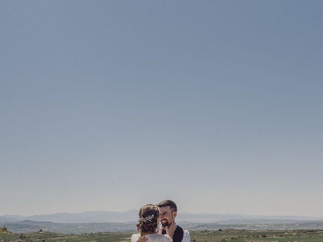 La boda de Julen y María en Laguardia, Álava 65
