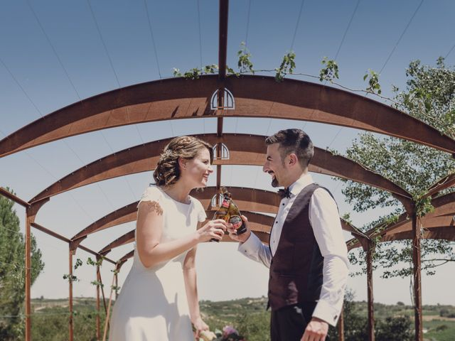 La boda de Julen y María en Laguardia, Álava 66