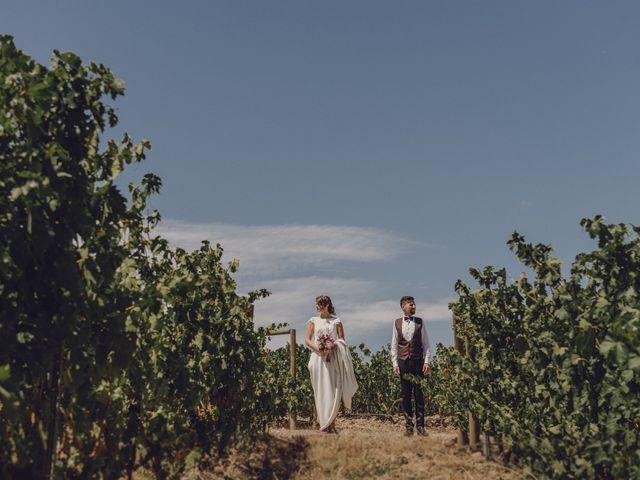 La boda de Julen y María en Laguardia, Álava 67