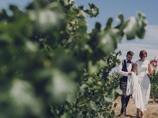 La boda de Julen y María en Laguardia, Álava 68