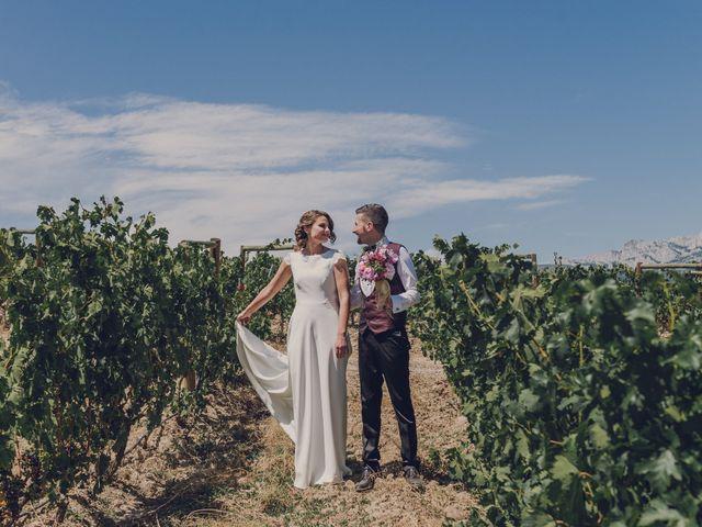 La boda de Julen y María en Laguardia, Álava 69
