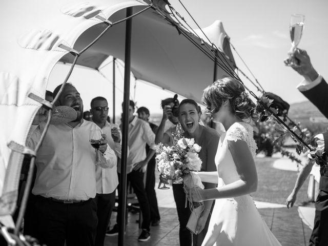 La boda de Julen y María en Laguardia, Álava 70