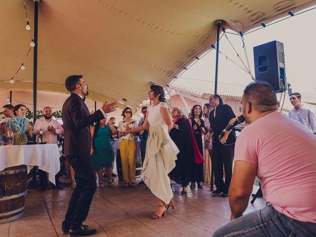 La boda de Julen y María en Laguardia, Álava 88