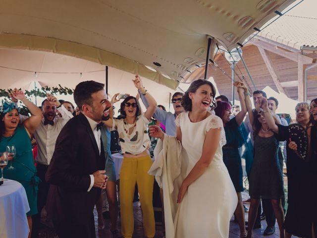 La boda de Julen y María en Laguardia, Álava 90