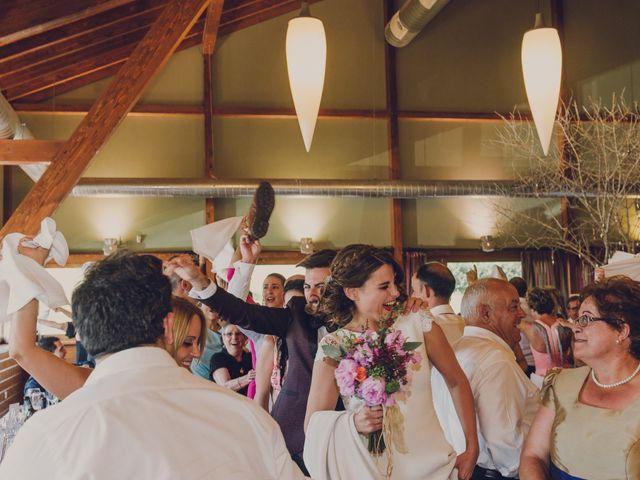 La boda de Julen y María en Laguardia, Álava 98