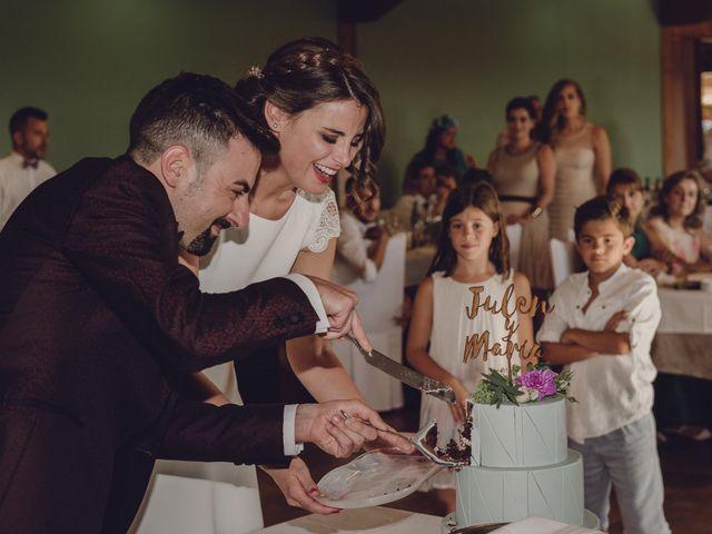 La boda de Julen y María en Laguardia, Álava 102