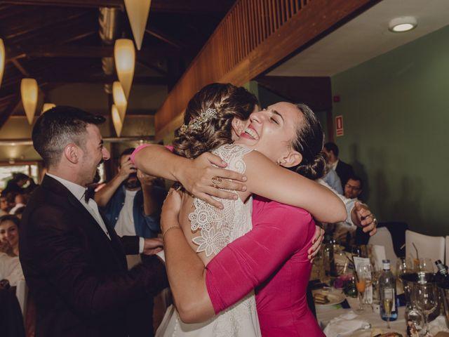 La boda de Julen y María en Laguardia, Álava 103