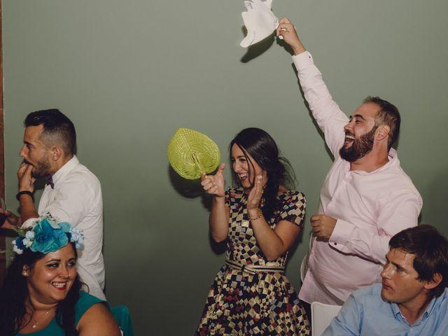 La boda de Julen y María en Laguardia, Álava 105