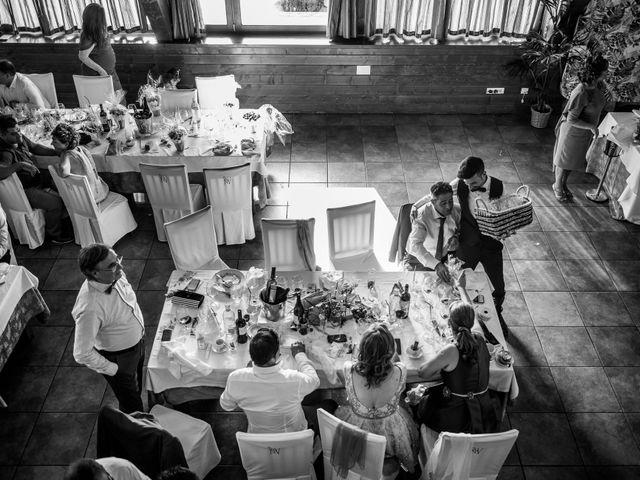 La boda de Julen y María en Laguardia, Álava 109
