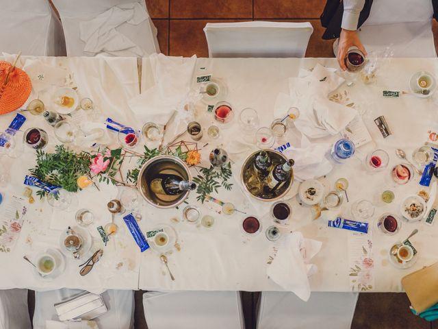 La boda de Julen y María en Laguardia, Álava 110