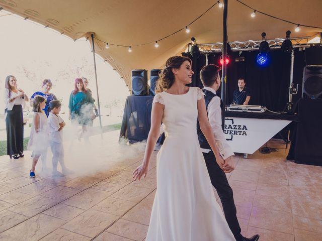 La boda de Julen y María en Laguardia, Álava 118