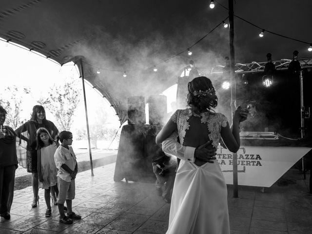 La boda de Julen y María en Laguardia, Álava 119
