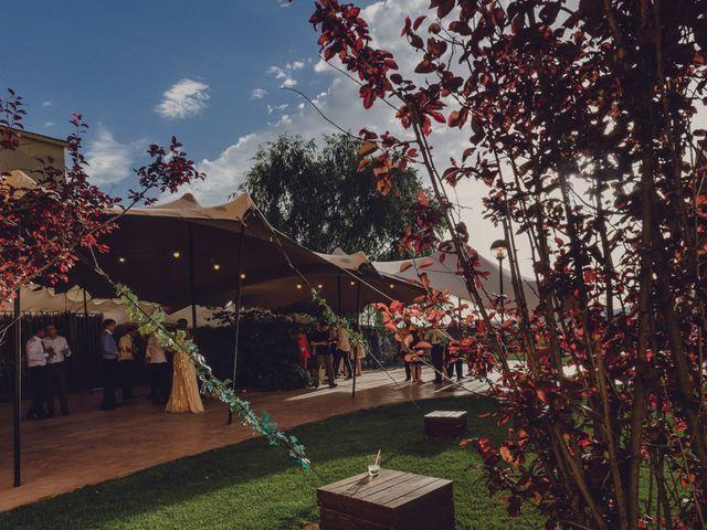 La boda de Julen y María en Laguardia, Álava 126