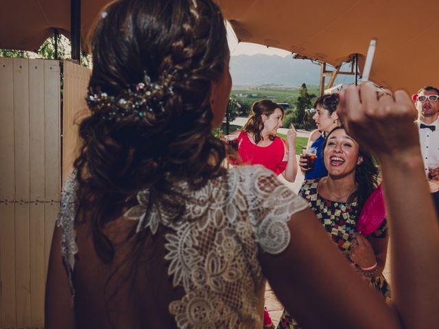 La boda de Julen y María en Laguardia, Álava 130
