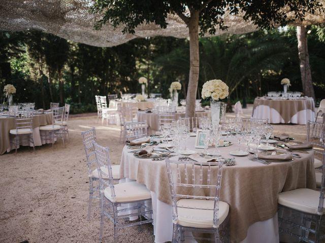 La boda de Stuart y María en Dénia, Alicante 6