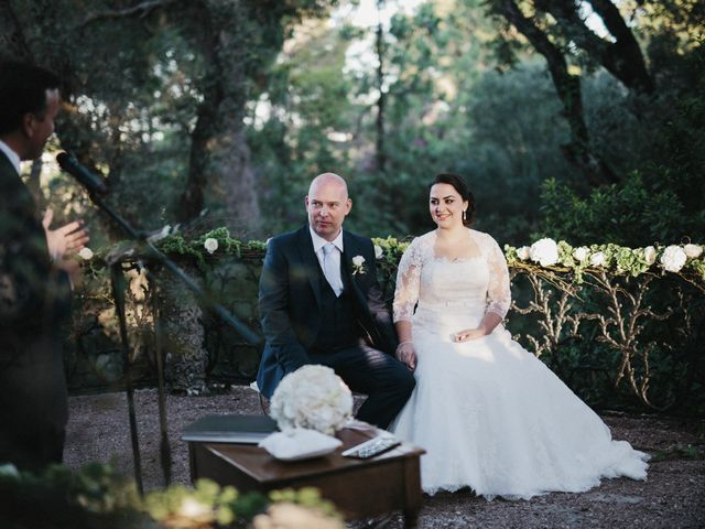 La boda de Stuart y María en Dénia, Alicante 14