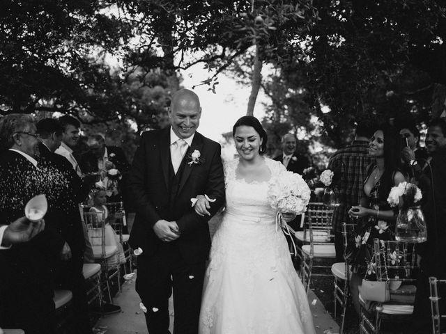 La boda de Stuart y María en Dénia, Alicante 16