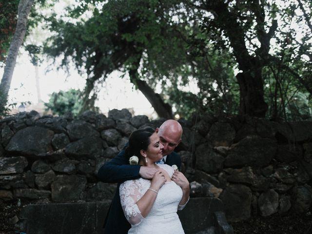La boda de María y Stuart