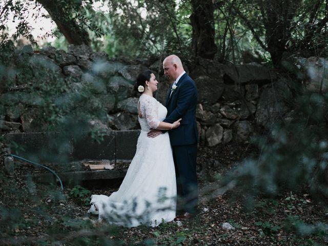 La boda de Stuart y María en Dénia, Alicante 17