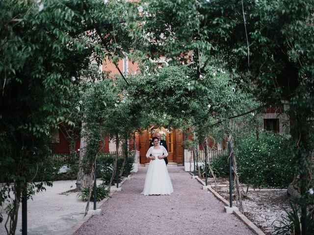 La boda de Stuart y María en Dénia, Alicante 19