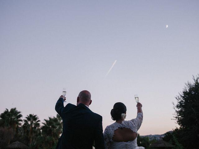 La boda de Stuart y María en Dénia, Alicante 21