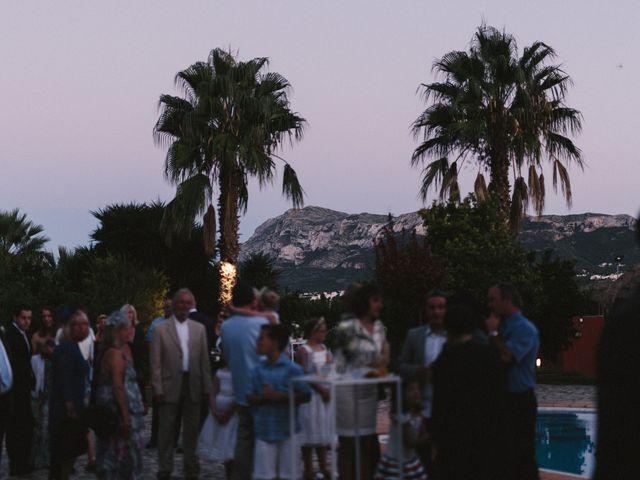 La boda de Stuart y María en Dénia, Alicante 22