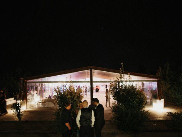 La boda de Stuart y María en Dénia, Alicante 25