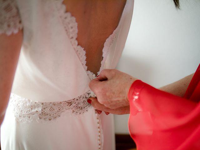 La boda de Fran y Eli en Llodio, Álava 22