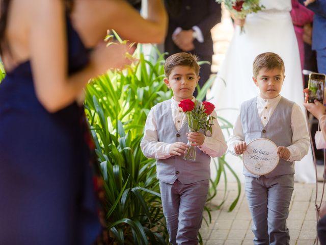 La boda de Fran y Eli en Llodio, Álava 26