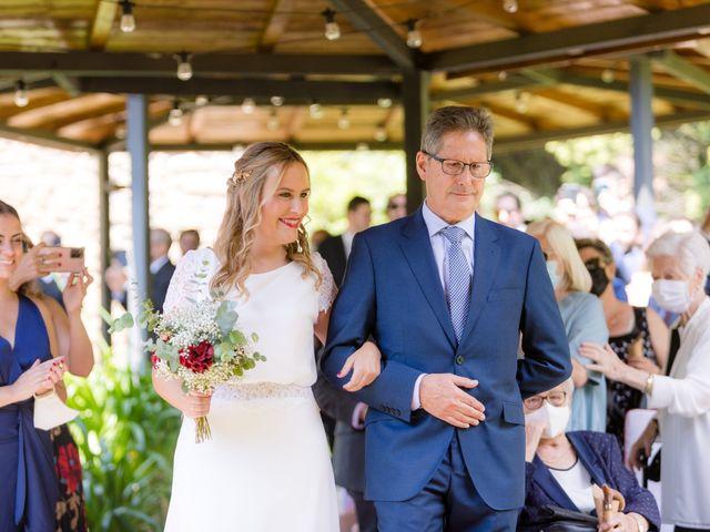 La boda de Fran y Eli en Llodio, Álava 27