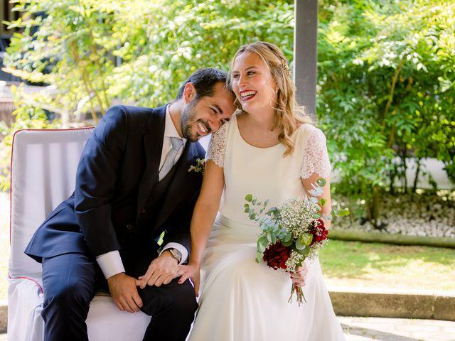 La boda de Fran y Eli en Llodio, Álava 33