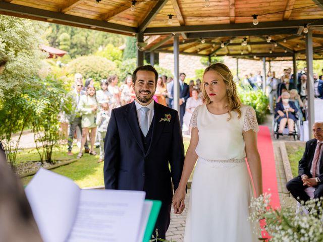 La boda de Fran y Eli en Llodio, Álava 34