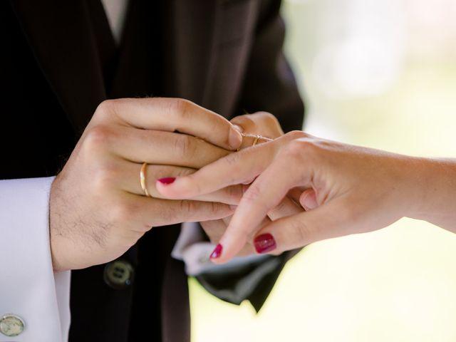 La boda de Fran y Eli en Llodio, Álava 35