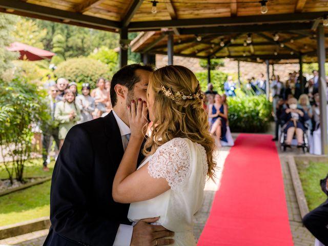 La boda de Fran y Eli en Llodio, Álava 36