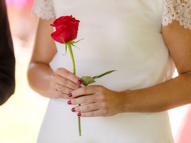 La boda de Fran y Eli en Llodio, Álava 37