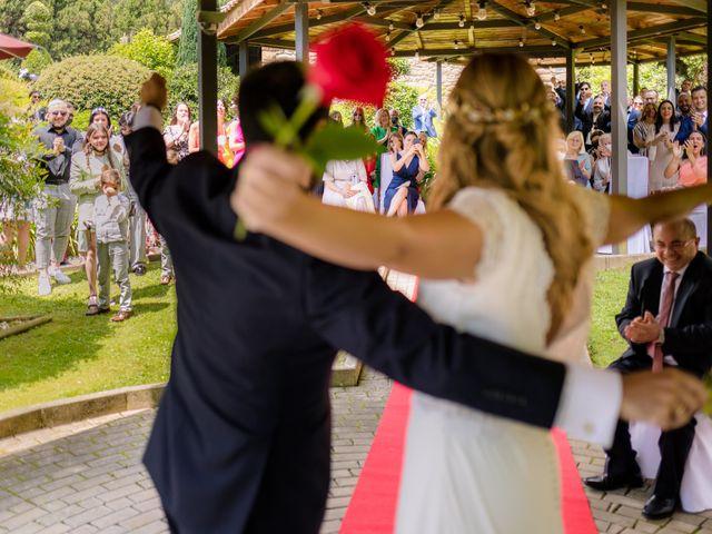 La boda de Fran y Eli en Llodio, Álava 39