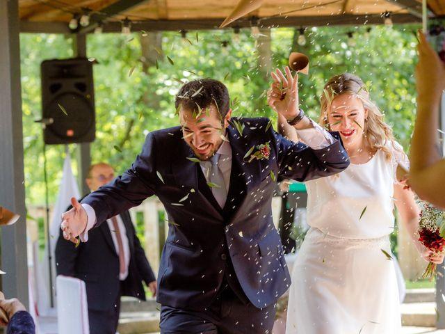 La boda de Fran y Eli en Llodio, Álava 40