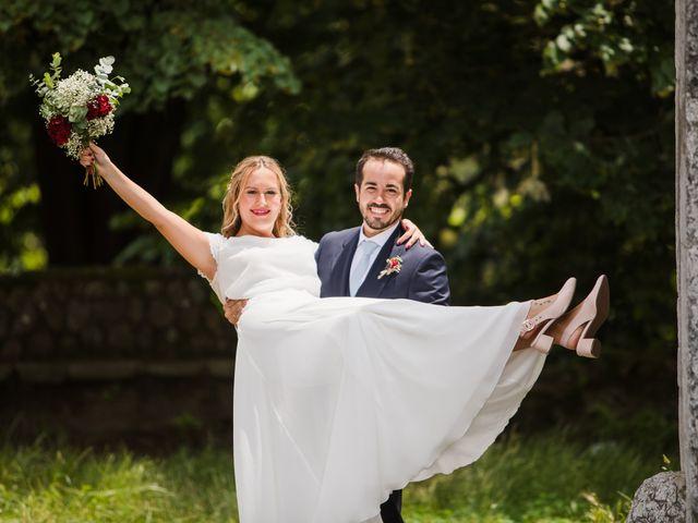 La boda de Fran y Eli en Llodio, Álava 1