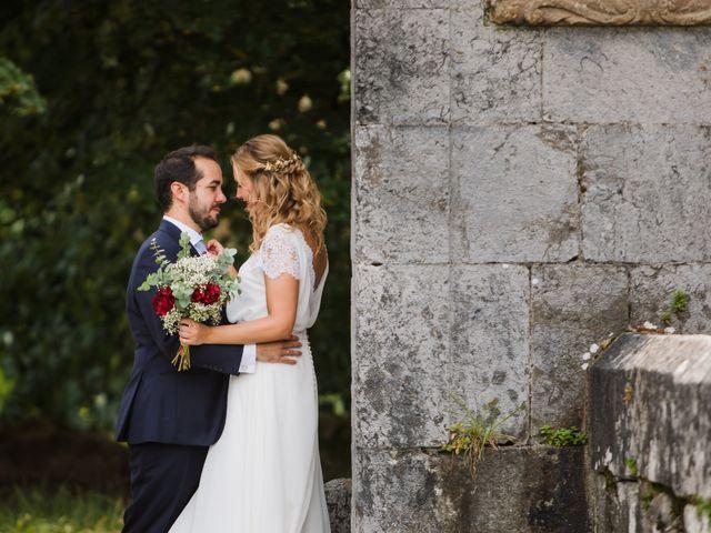 La boda de Fran y Eli en Llodio, Álava 42