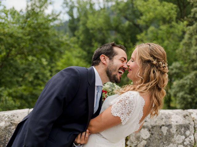 La boda de Fran y Eli en Llodio, Álava 43