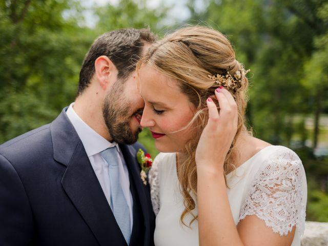 La boda de Fran y Eli en Llodio, Álava 44
