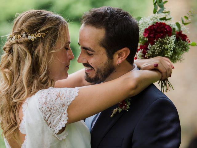 La boda de Fran y Eli en Llodio, Álava 47