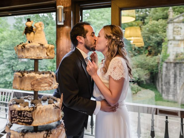 La boda de Fran y Eli en Llodio, Álava 50