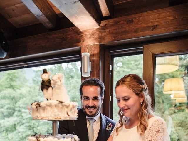 La boda de Fran y Eli en Llodio, Álava 51