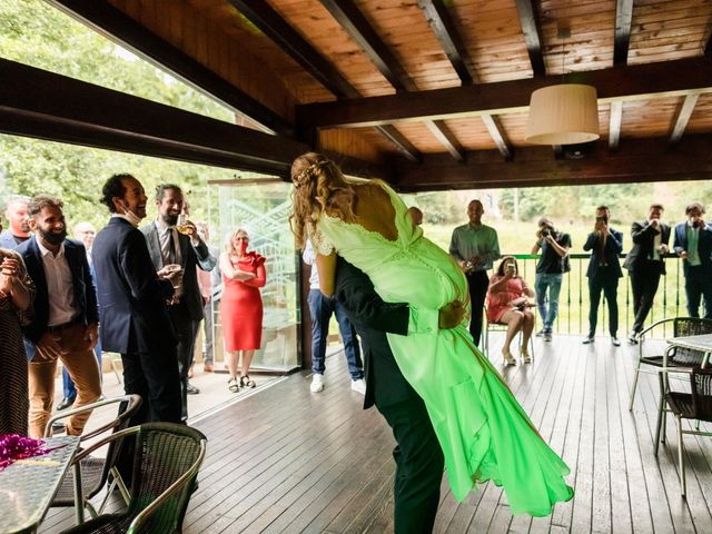 La boda de Fran y Eli en Llodio, Álava 53