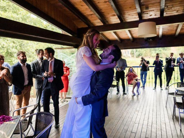 La boda de Fran y Eli en Llodio, Álava 54